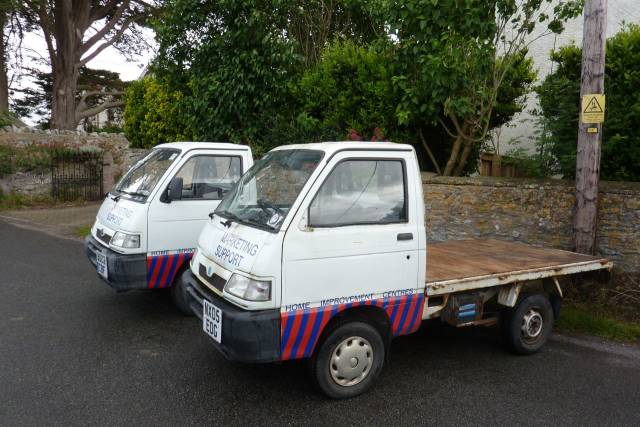 Daihatsu Hijet 1.3 Pick Up EFi     BREAKING FOR SPARES ONLY Pick Up Petrol White
