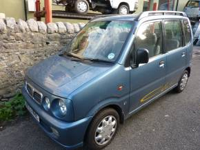 Perodua Kenari 1.0 EZ 5dr Auto  PARTS ONLY/ NOT VEHICLE Estate Petrol Blue at Knightcott Motors Weston-Super-Mare