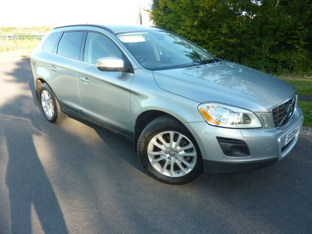 2009 Volvo XC60 2.4 D5 SE Lux 5dr Geartronic