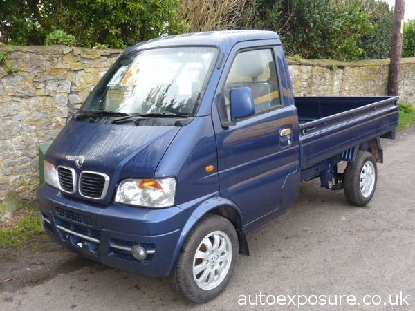 Dfsk Loadhopper 1.3 DFM DROP SIDE 2 Door PICK UP  BREAKING FOR SPARES ONLY Pick Up Petrol Blue