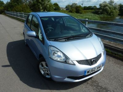 Honda Jazz 1.4 i-VTEC ES 5dr i-SHIFT Auto Hatchback Petrol BlueHonda Jazz 1.4 i-VTEC ES 5dr i-SHIFT Auto Hatchback Petrol Blue at Knightcott Motors Weston-Super-Mare