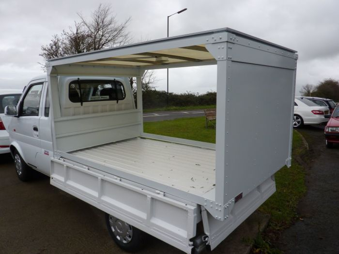 Dfsk Loadhopper 1.3 BIG CAB    NEW/UNREGISTERED Pick Up Petrol White