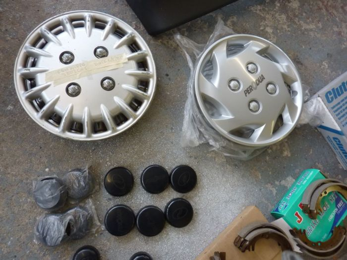 Perodua Nippa 0.8 PARTS ONLY Hatchback Petrol White
